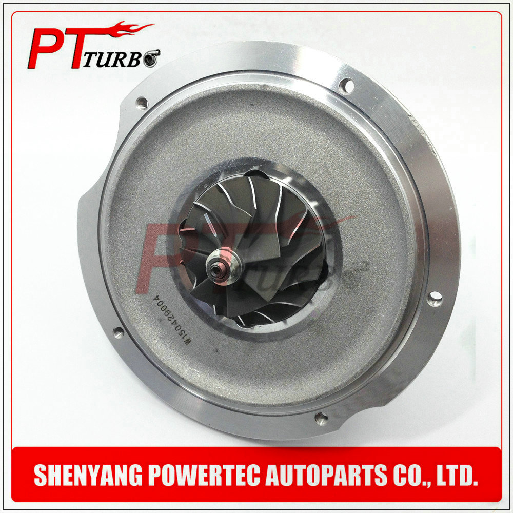Už Mazda MPV II DI turbokompresorius RHF4V VJ32 turbo cartridge core VDA10019 / RF5C13700 / VAA10019 turbina chra
