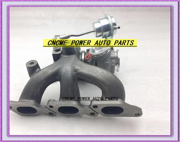 2 Twin TURBO TD03 49131-05050 49131-05060 8658623 + 49131-05160 49131-05150 8658624 For Volvo S80 XC90 T6 N3P28FT B6284T 2.9L