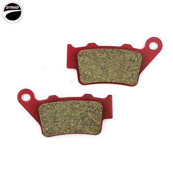 CARBON CERAMIC BRAKE PAD F+R For HONDA CB 500 97-03 NX 500 97-99 FX 650 99-03 NX 650 97-02 SLR 650 97-98 YAMAHA XT 660 R 04-10