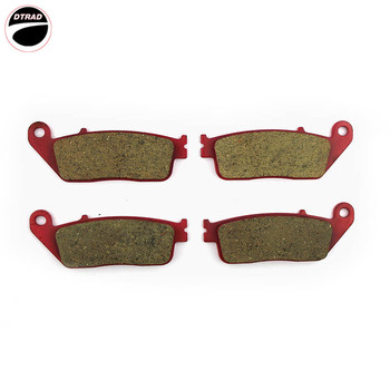 CARBON CERAMIC BRAKE PAD Front For HONDA CBR 400 RR 90-94 VFR 750 90-97 PC 800 89-98 CBR 1000 89-92 ST 1100 96-02