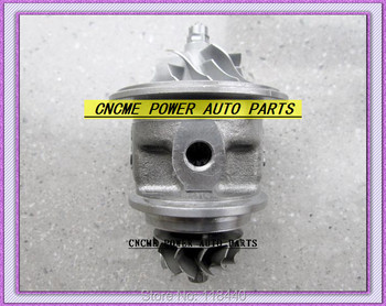 TD025M TD025 28231-27500 49173-02610 49173-02612 TURBO Cartridge CHRA, Skirta HYUNDAI Accent Už KIA Cerato Rio D3EA 1.5 L CRDi 109HP
